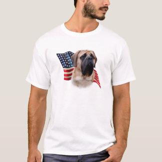 Camiseta Bandeira do Mastiff (jovem corça)