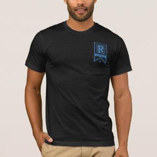 Camiseta Bandeira do monograma de Harry Potter | Ravenclaw