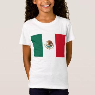 Camiseta Bandeira do mundo de México
