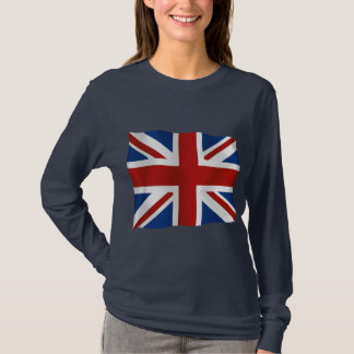 Camiseta Bandeira do Reino Unido