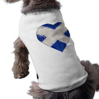 Camiseta Bandeira do Scottish de Scotland