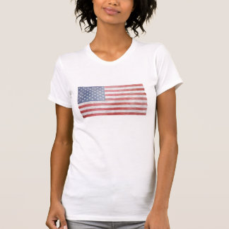 Camiseta Bandeira dos E.U.