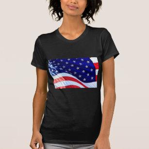 6c4195235c Camisetas Bandeira Dos Estados Unidos American Apparel™
