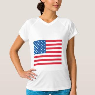 Camiseta Bandeira dos EUA