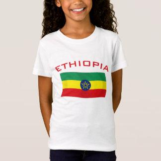 Camiseta Bandeira etíope 2