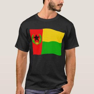 Camiseta Bandeira histórica de Cabo Verde