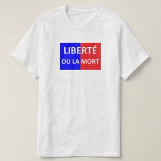 Camiseta bandeira indépendantiste haitiana (1803)