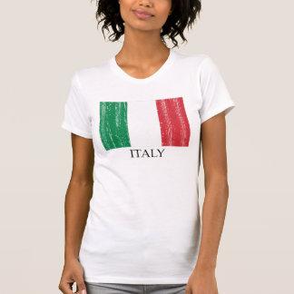 Camiseta Bandeira italiana