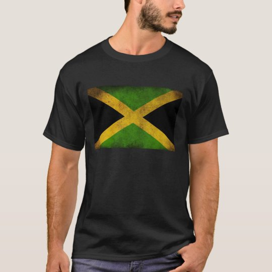 Camiseta Bandeira Jamaica