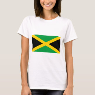 Camiseta Bandeira jamaicana