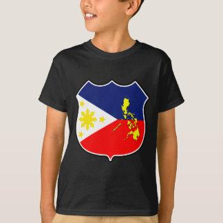 Camiseta Bandeira & mapa