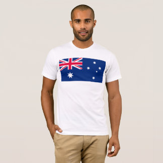 Camiseta Bandeira nacional de Austrália