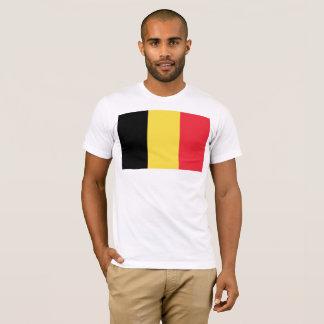 Camiseta Bandeira nacional de Bélgica