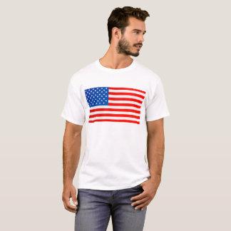 Camiseta Bandeira nacional de Estados Unidos