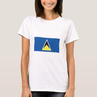 Camiseta Bandeira nacional de Lucia de santo