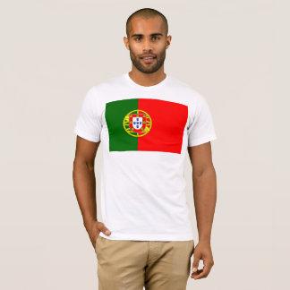 Camiseta Bandeira nacional de Portugal