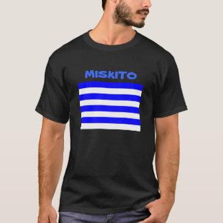 Camiseta Bandeira nacional do movimento de Miskito