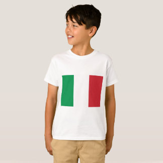 Camiseta Bandeira nacional do mundo de Italia