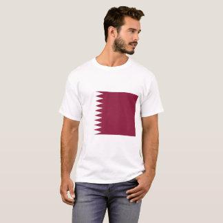 Camiseta Bandeira nacional do mundo de Qatar