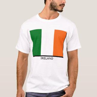 Camiseta Bandeira ou t-shirt de Ireland