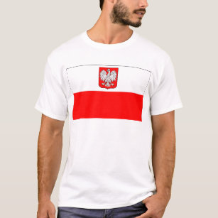 0899be13b5 Camisas   Camisetas Bandeira Polonesa