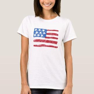 Camiseta Bandeira suja