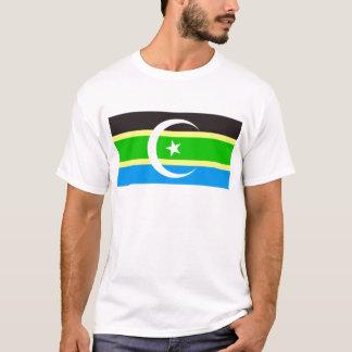 Camiseta Bandeira sul de Arábia