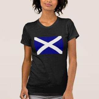 Camiseta Bandeira T escuro de Scotland