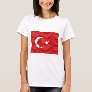 Camiseta Bandeira turca