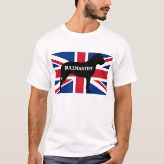 Camiseta bandeira United_Kingdom.pn do nome da silhueta do