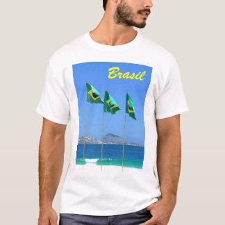 Camiseta Bandeiras brasileiras