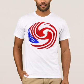 Camiseta Bandeiras do giro