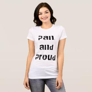 Camiseta Bandeja e orgulhoso
