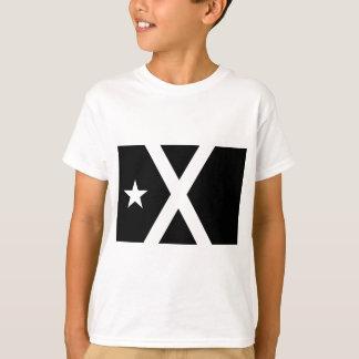 Camiseta Bandera Negra - bandeira de Estelada Catalunya