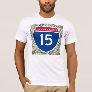 Camiseta Bandido 15 do Geezer