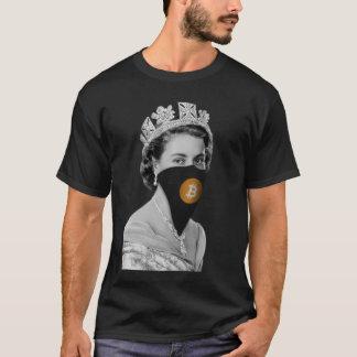 Camiseta Bandido da rainha Bitcoin