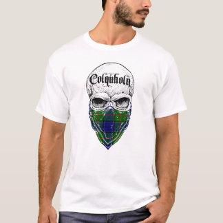 Camiseta Bandido do Tartan de Colquholn