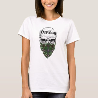 Camiseta Bandido do Tartan de Davidson