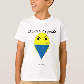 Camiseta Bandido Pequeno