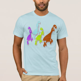 Camiseta Bando das codorniz
