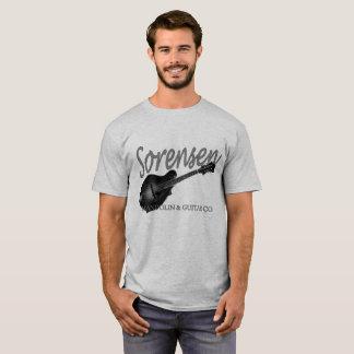 Camiseta Bandolim de Sorensen & guitarra Co com VX o T