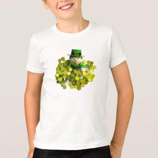 Camiseta Banho do ouro do dia de um St Patrick