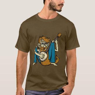 Camiseta banjoman
