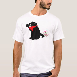 Camiseta banksy monkey