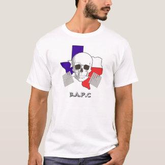 Camiseta BAPC fechado acima e ocupa!