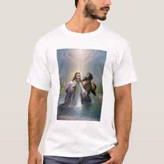 Camiseta Baptismo do Jesus Cristo por John The Baptist