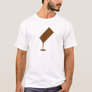 Camiseta Bar de chocolate derretido