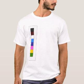 Camiseta Bar de cor