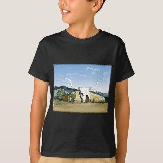 Camiseta Bar de Longhorn