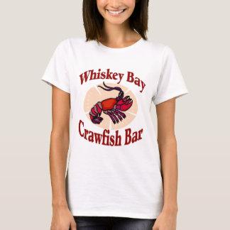 Camiseta Bar dos lagostins da baía do uísque